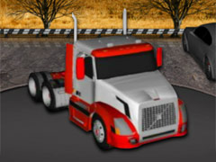 3D Truck Mission