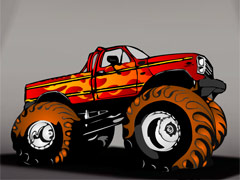 Monster Truck Destroyer